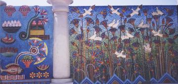 جدارية محافظة قنا(تاريخ الجنوب)